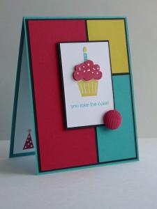 SA Birthday Blog Hop - Color blocking
