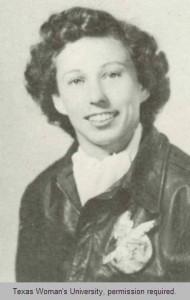 Aunt Fran WASP class 43-W-4