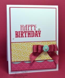 CTS#18 - Meghan's birthday