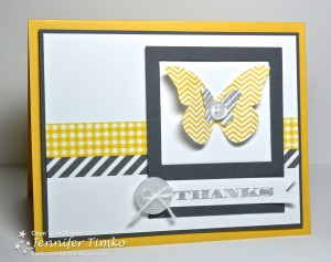 FMS93 - Framed butterfly