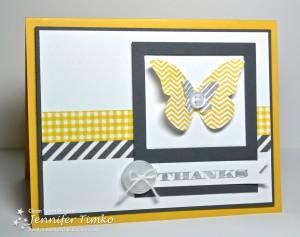 FMS93 - Framed butterfly