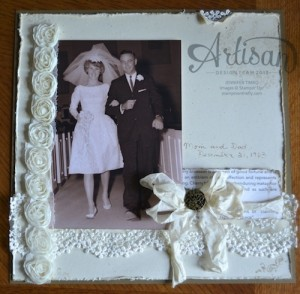 Wedding page