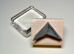 Undefined Triangle Stamp