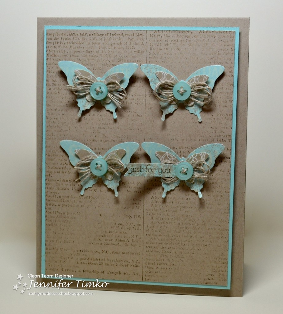 FMS110 - Butterflies