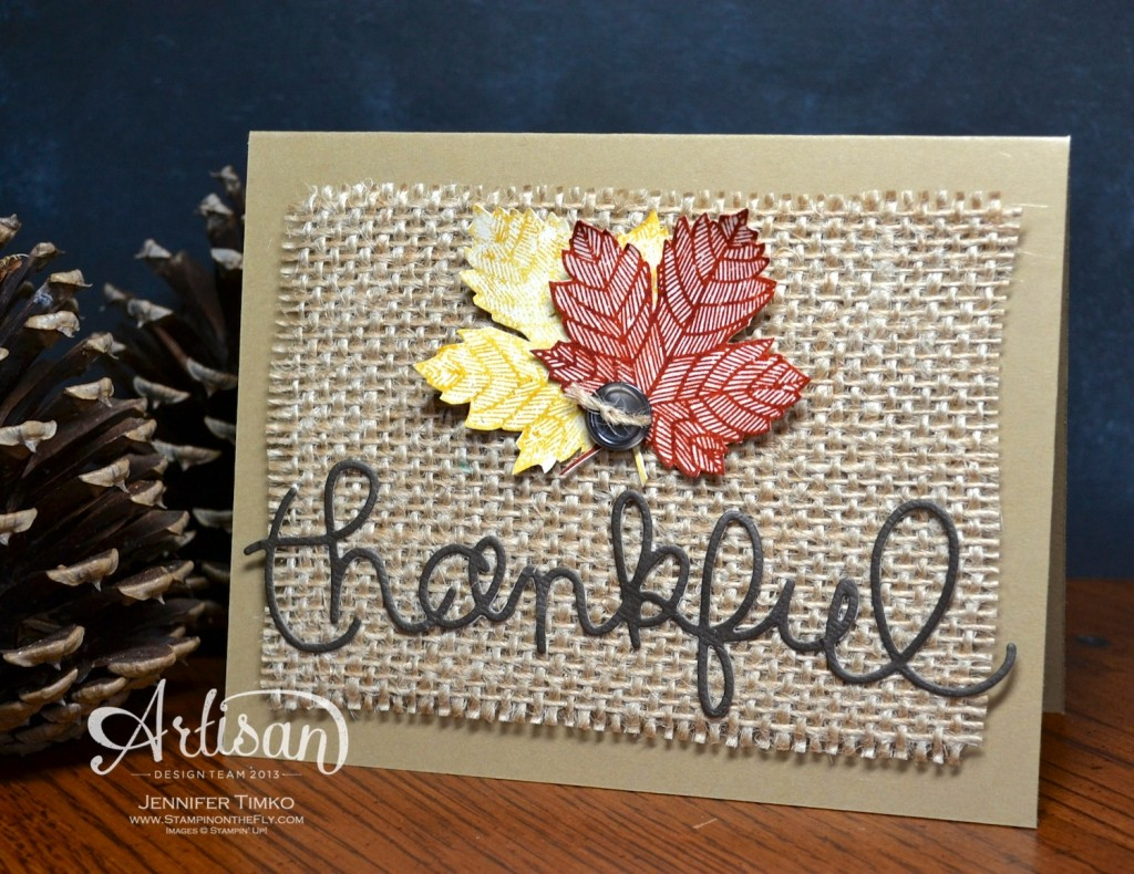 Holiday Hop - Thankful