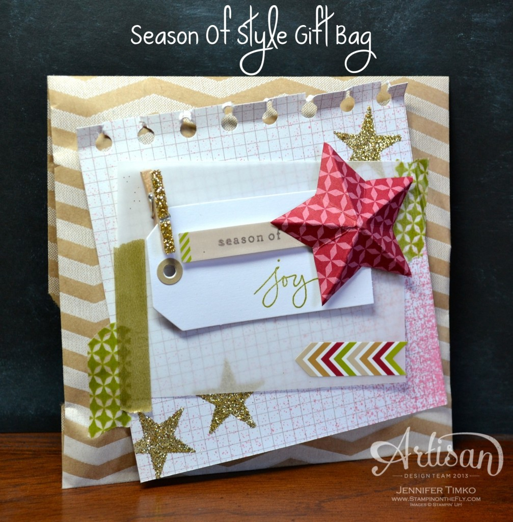 AWW Dec - Stylish Gift Bag