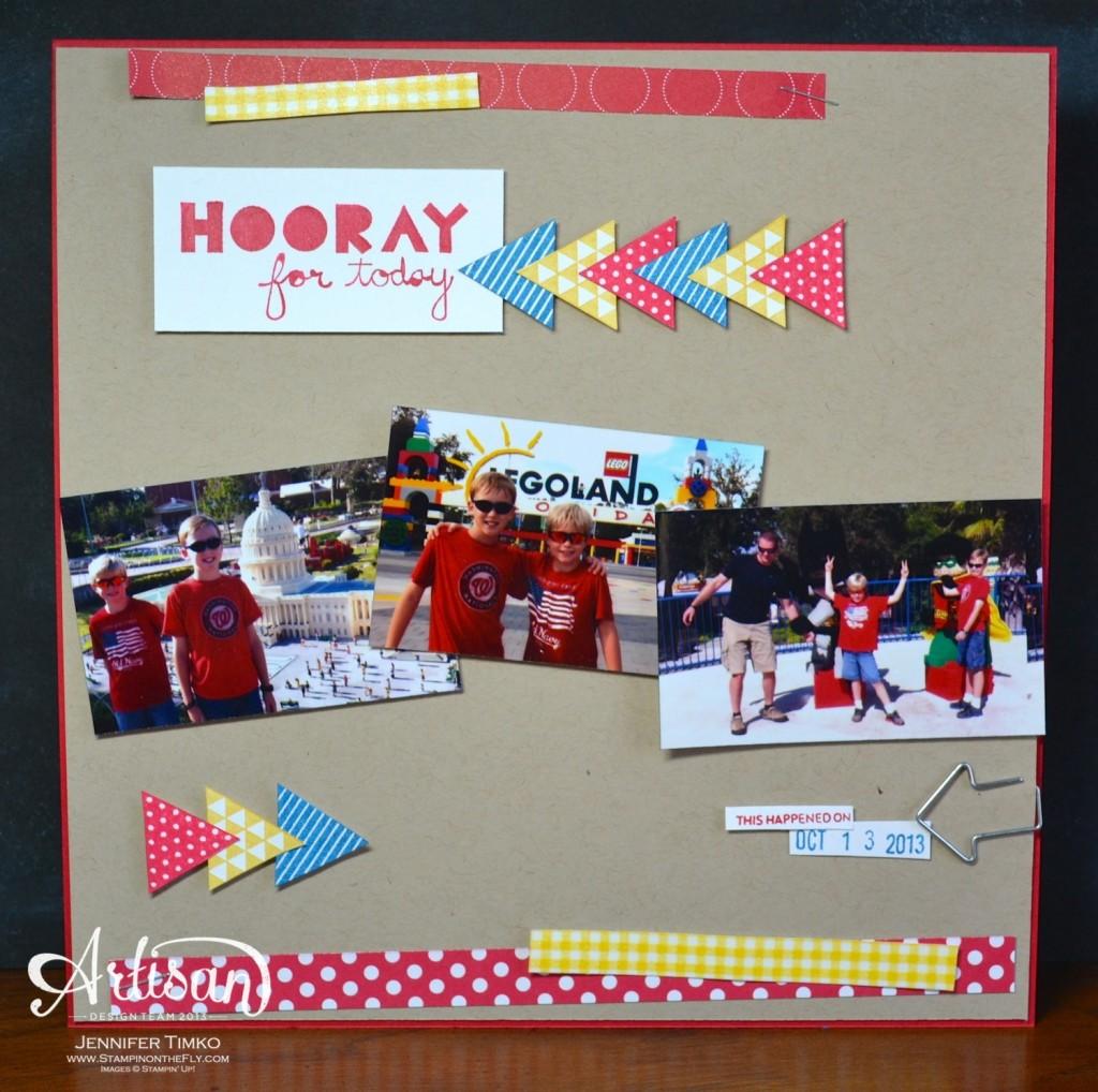 Geometrical - Hooray page