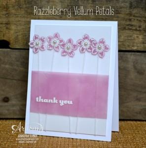 AWW Mar - Razzleberry Petals