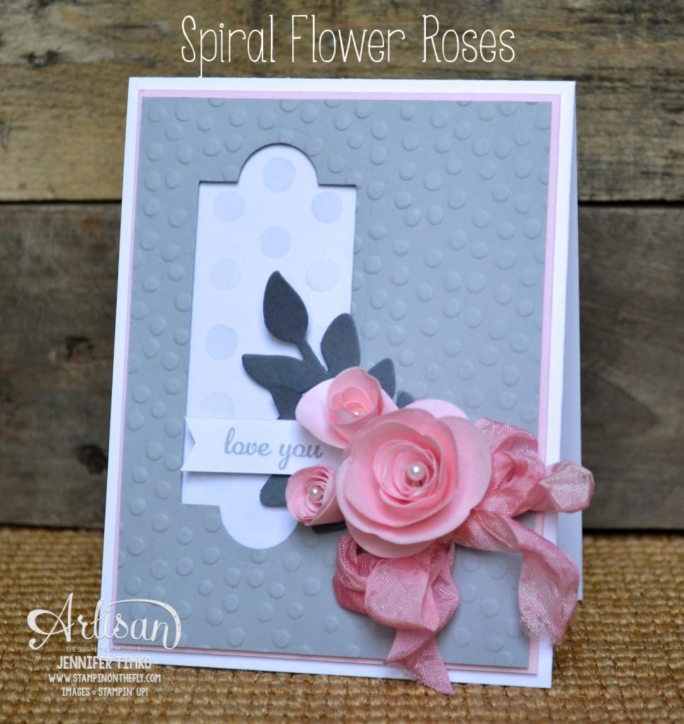 AWW Mar - Spiral Flower Love