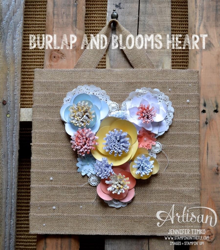 Apr FB - Burlap and Blooms Heart