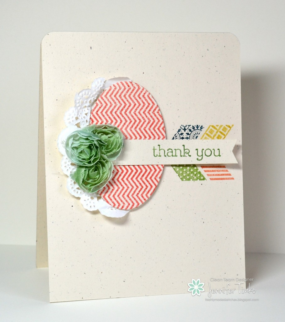FMS132 - Lovely Thank You