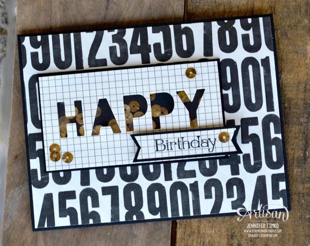 AWW Jul - Happy Shaker Card