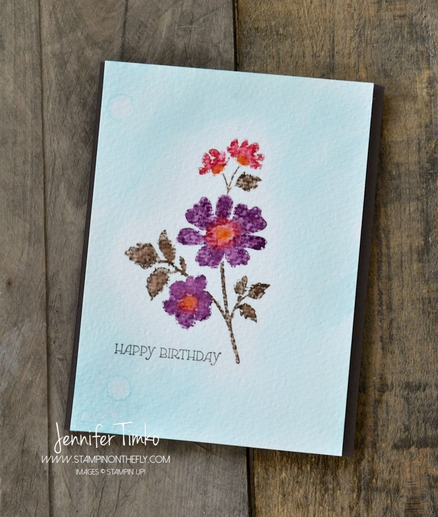 FF Aug - Watercolor Kindness