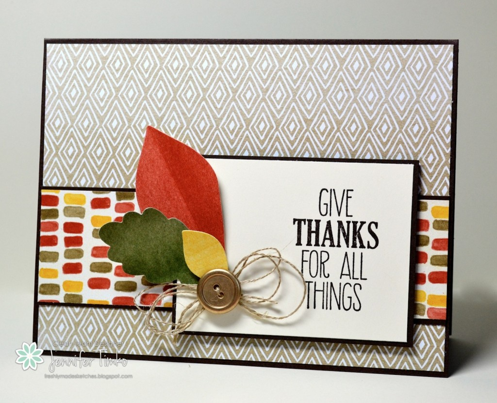 FMS152 - Thankful Leaves