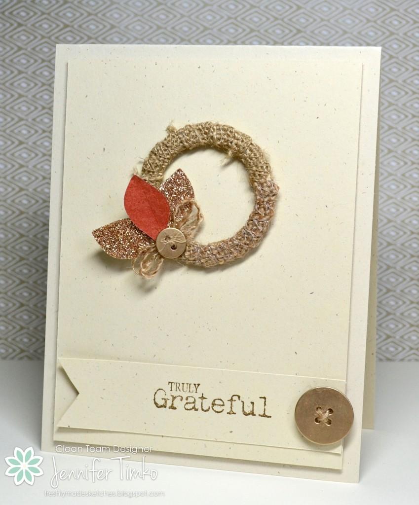 FMS153 - Grateful Wreath