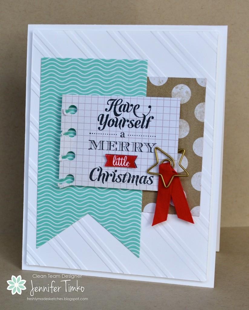FMS160 - Merry Christmas