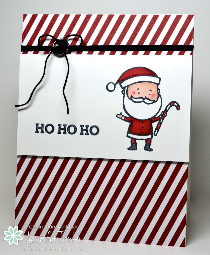 FMS164 - Skinny Santa