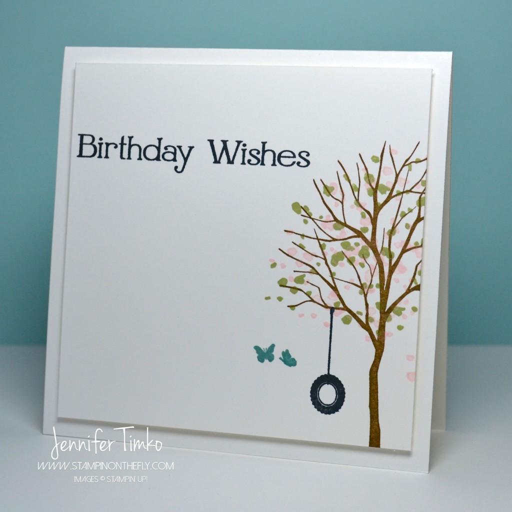 FF Jan - Birthday Tree