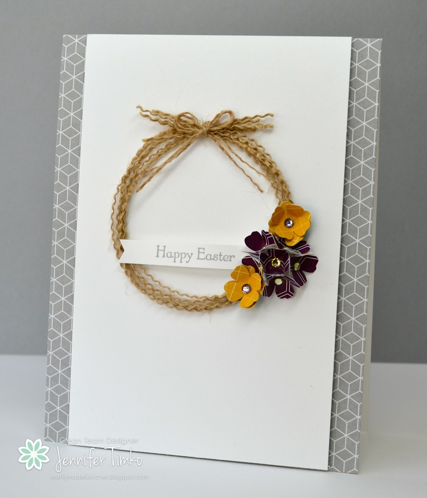 FMS169 - Easter Wreath