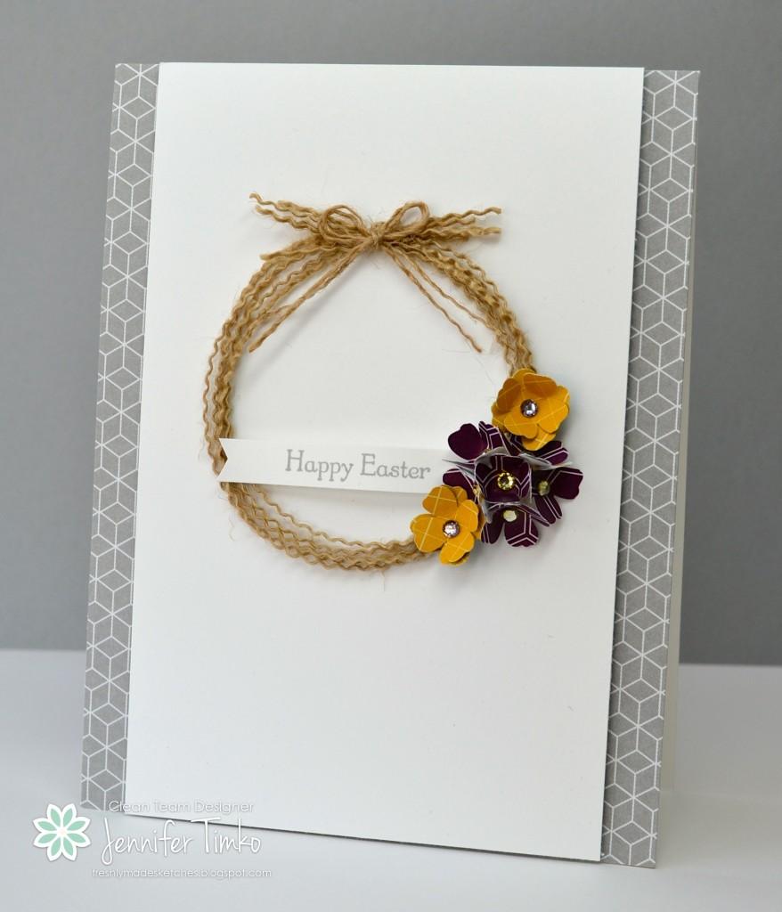FMS169 - Easter Wreath