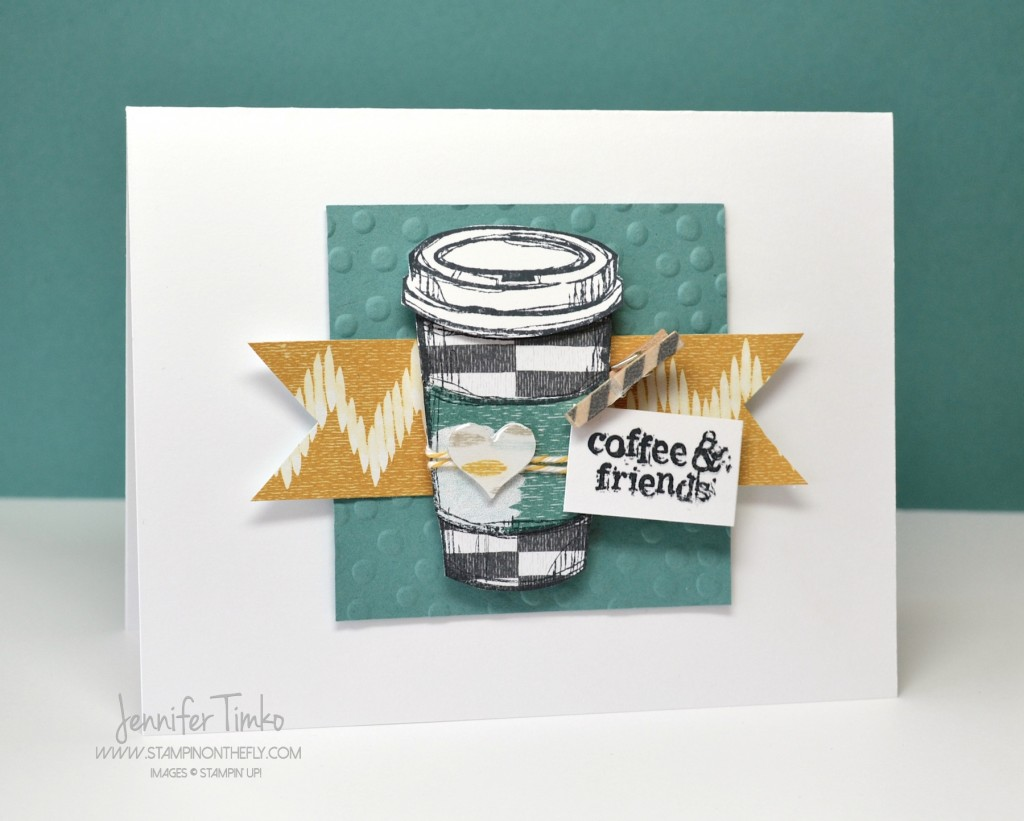 Jen Timko - Coffee and Friends