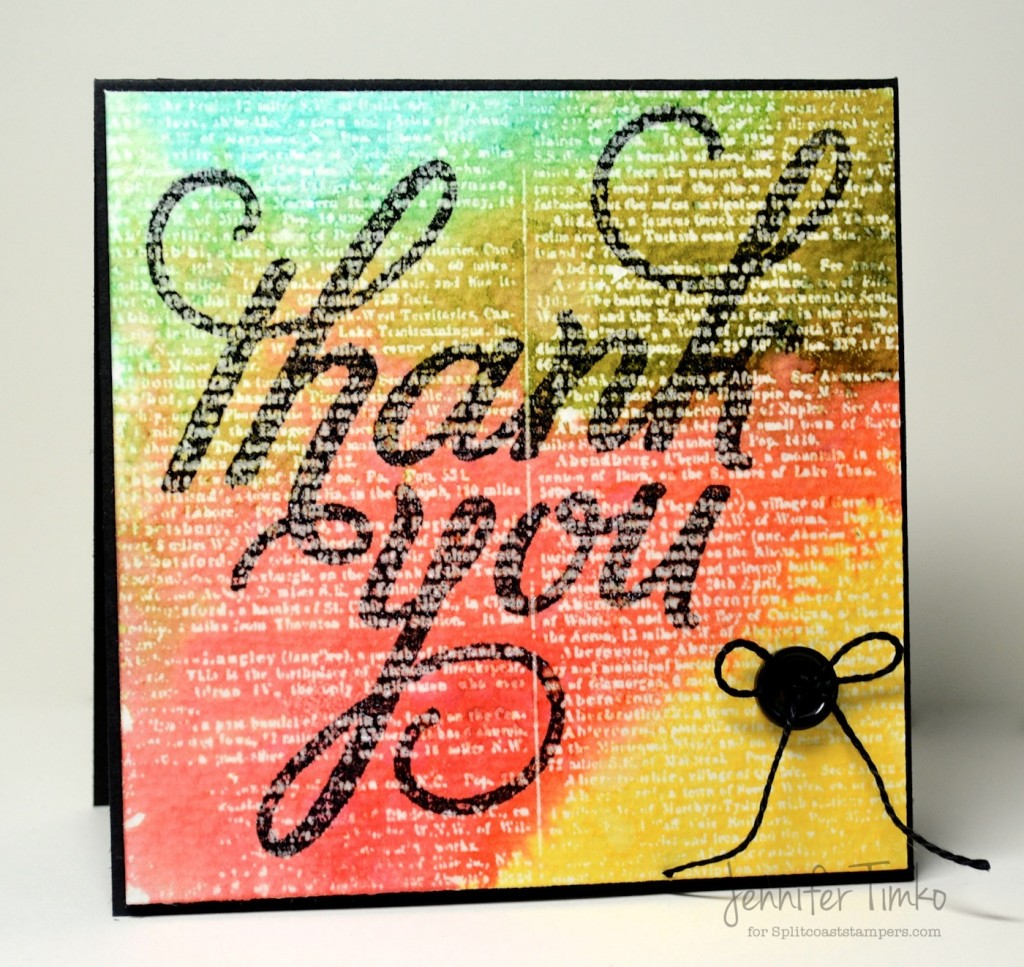CT0814 - Thank You Colors