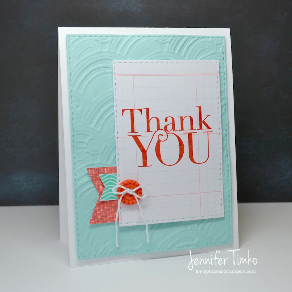 Spellbinders - Thank You