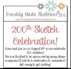 200th Sketch