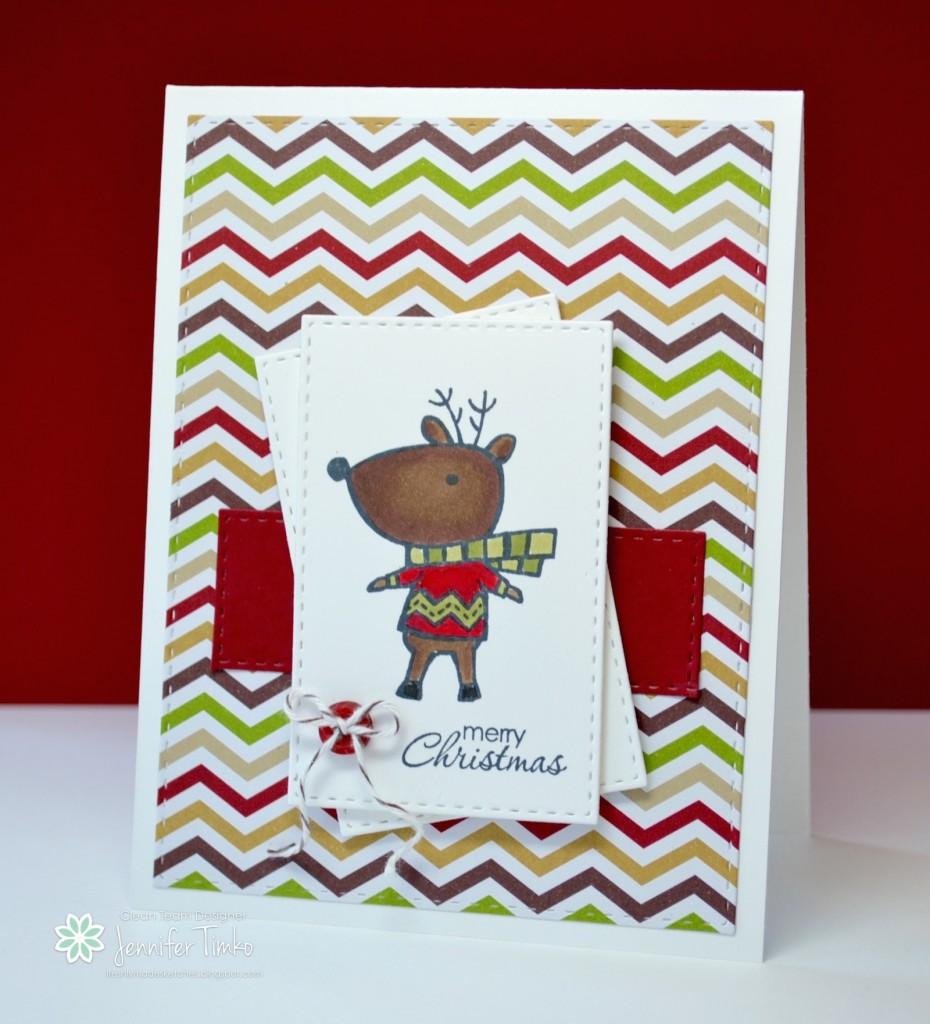 FMS198 - Reindeer Christmas