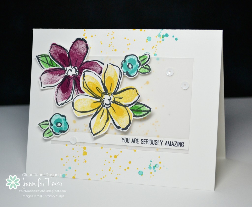 FMS204 - Amazing Bloom