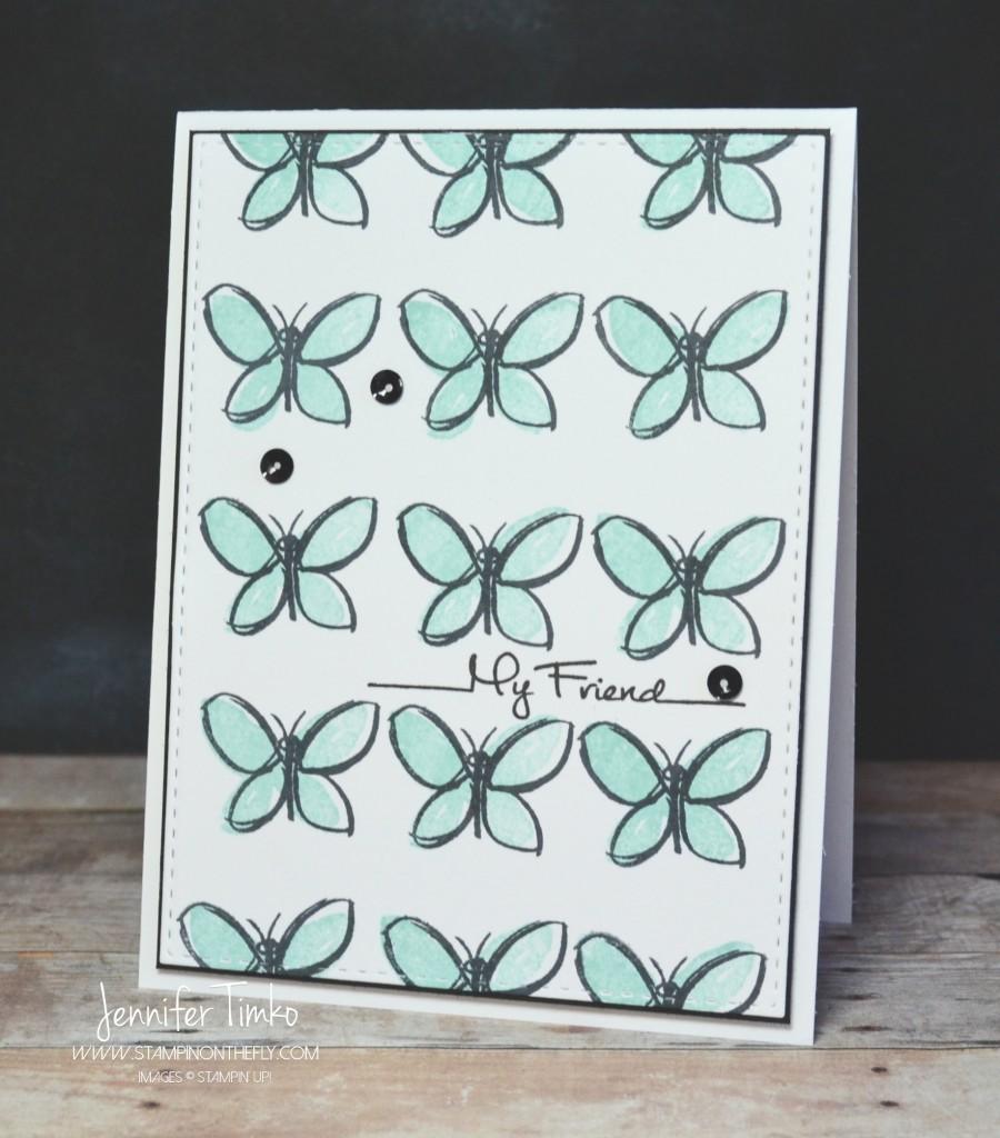 CTS#151 - Butterflies