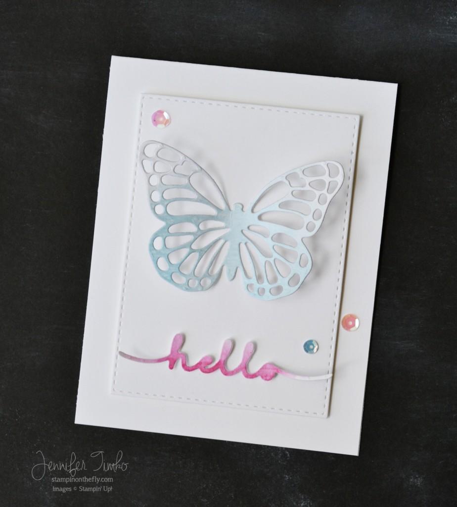 Jen Timko - FF Mar - Butterfly Hello
