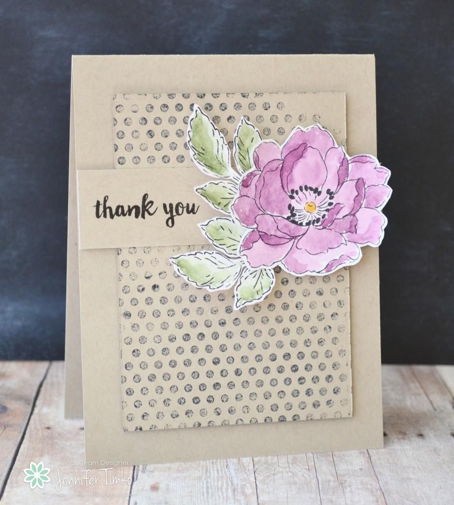 Jen Timko - FMS226 - Thank You