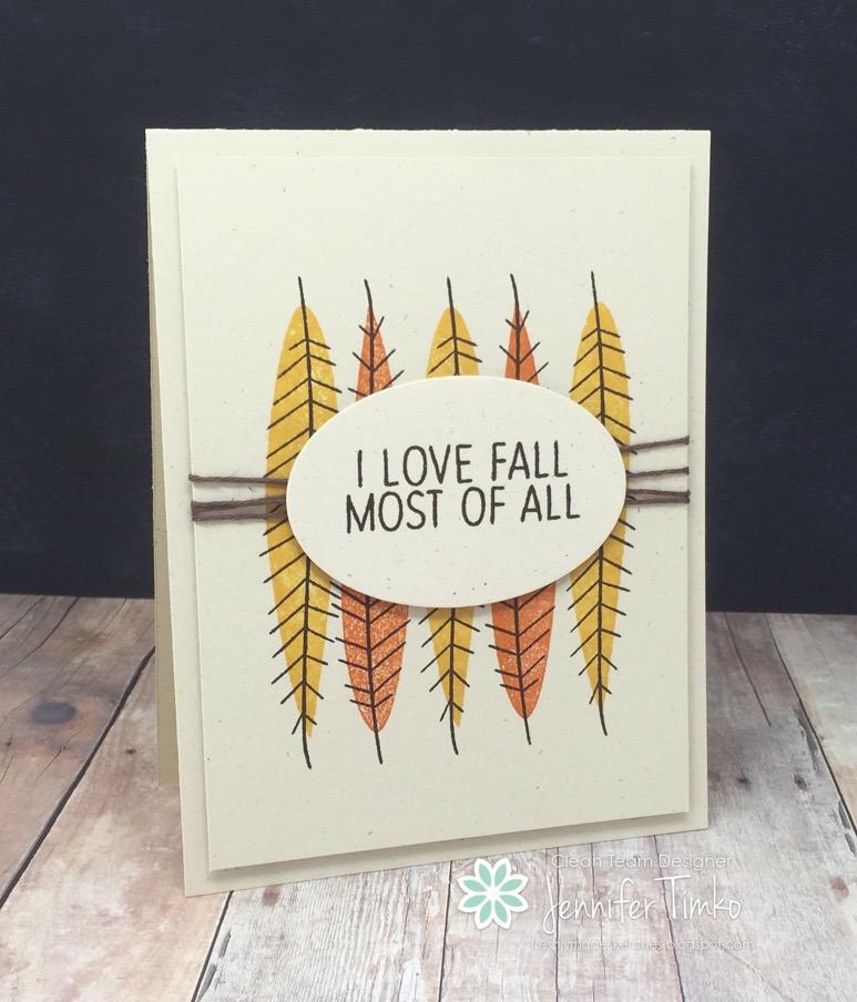 FMS251 -I love Fall