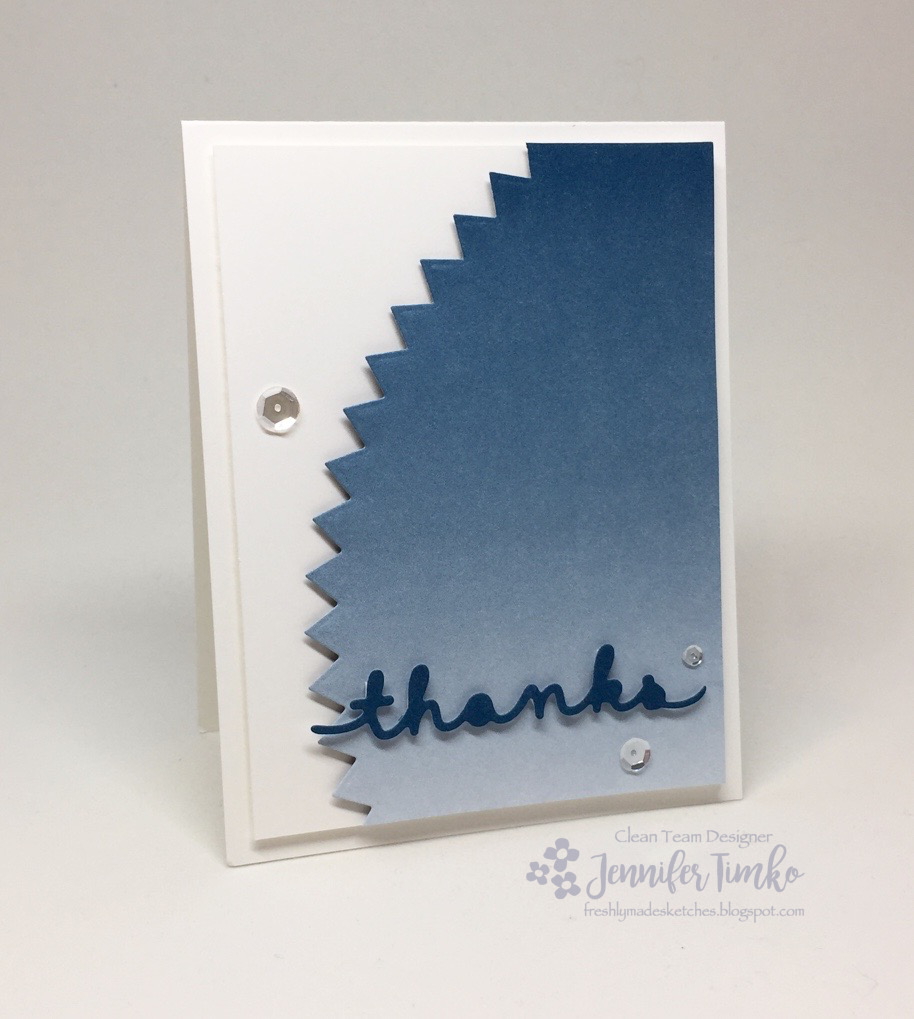 FMS293 by Jen Timko | Color Theory DSP by Stampin' Up