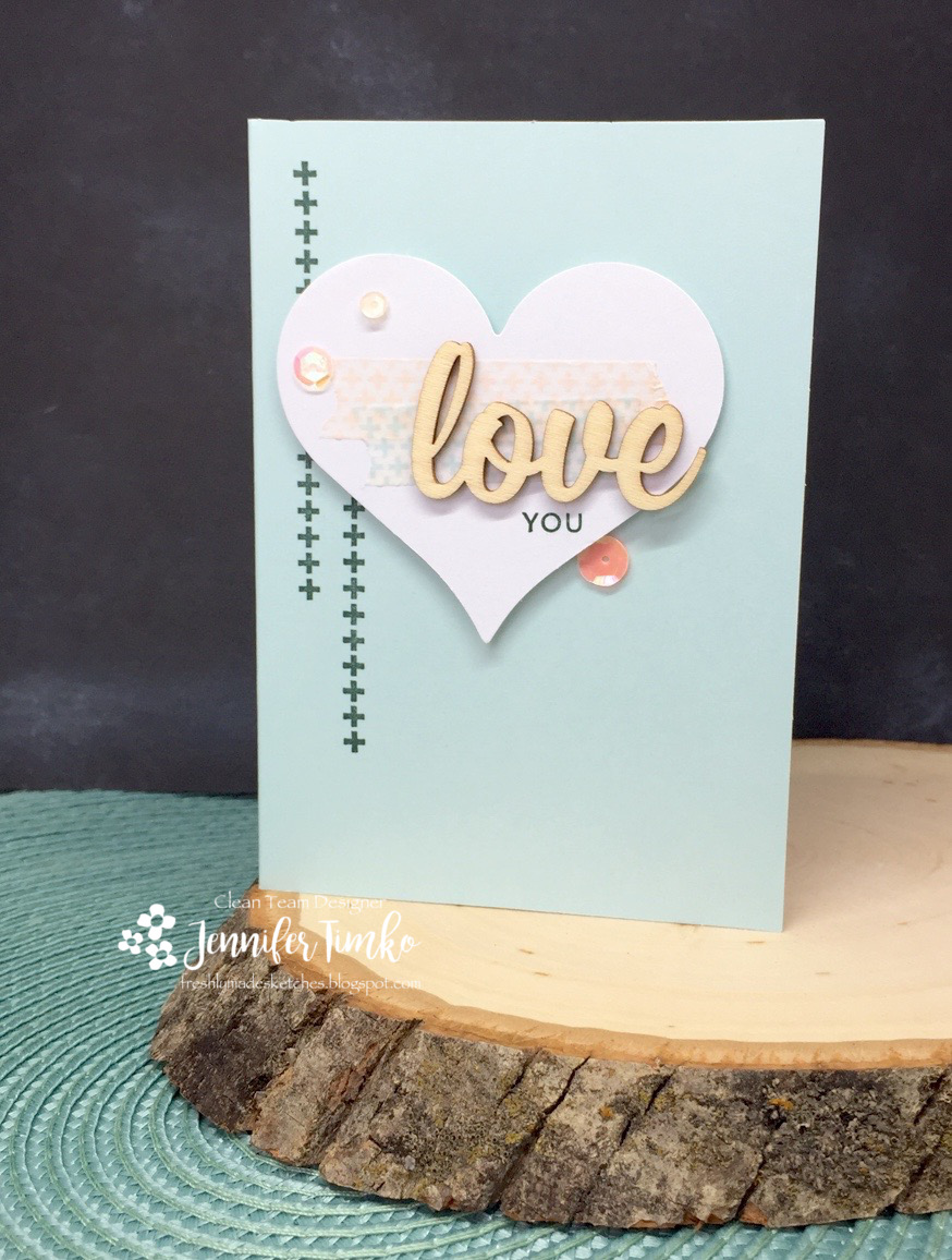 FMS325 by Jen Timko | Paper Pumpkin by Stampin' Up
