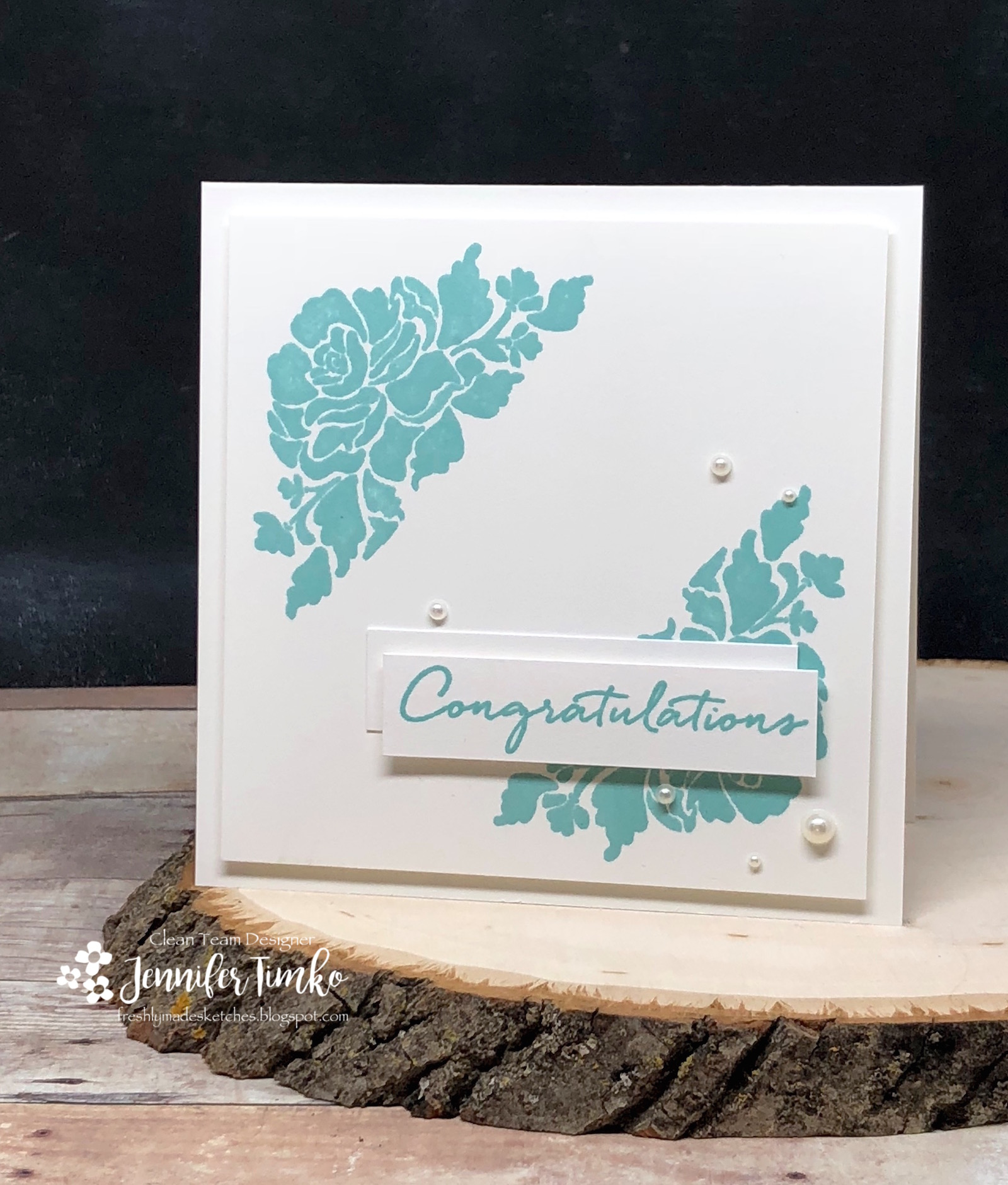 FMS344 by Jen Timko | Floral Phrases Stamp Set by Stampin' Up